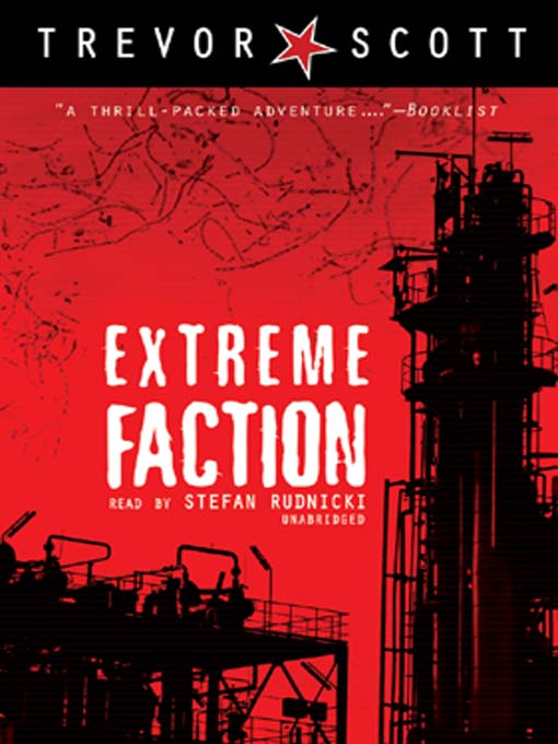 Extreme Faction (MP3): Jake Adams International Thriller Series, Book 2